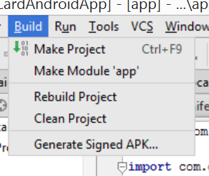 Android Studio – Adding Library to your Project – Alternate Stack