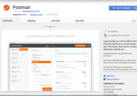 Using PostMan for REST APIs